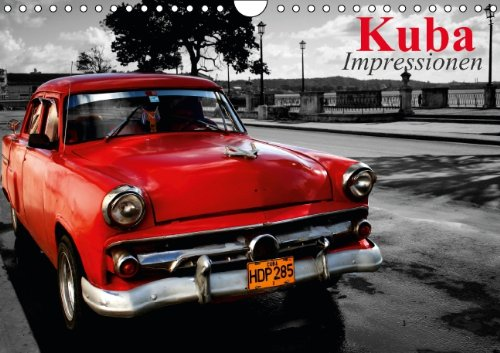 9783660852509: Kuba Impressionen Wandkalender 201