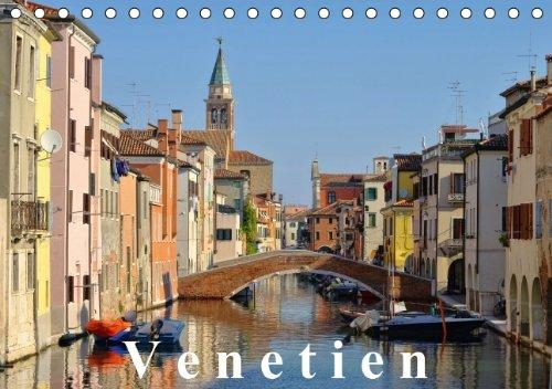 9783660856040: Venetien Tischkalender 2015 Din A5 Que