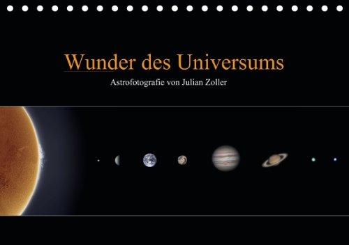 9783660859546: Wunder Des Universums Tischkalender 20