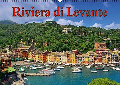 9783660867268: Riviera Di Levante Wandkalender 2015 D