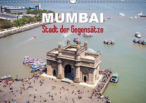 9783660868586: Mumbai - Stadt der Gegensätze - Author: CALVENDO