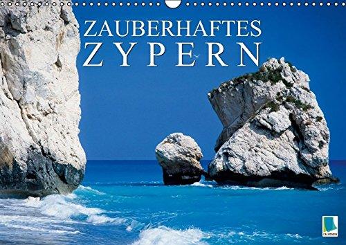 9783660874082: Zauberhaftes Zypern Wandkalender 2015