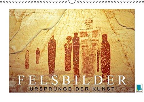 9783660877540: Felsbilder Ursprã Nge Der Kunst Wandk