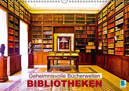 9783660878929: Bibliotheken Geheimnisvolle Bã Cherwel