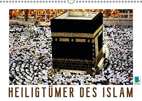 9783660879186: Heiligt�mer des Islam (Wandkalender immerw�hrend DIN A3 quer): Moscheen der Welt - heilige St�tten (Monatskalender, 14 Seiten)