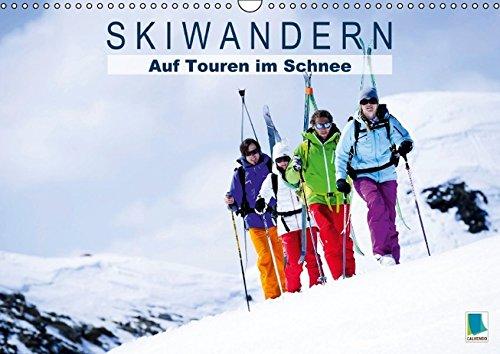 9783660880205: Auf Touren Im Schnee Skiwandern Wandk