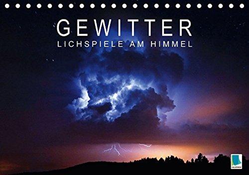 9783660880373: Gewitter Lichtspiele Am Himmel Tischk