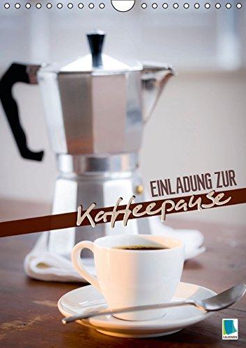 9783660889451: Einladung Zur Kaffeepause Wandkalender
