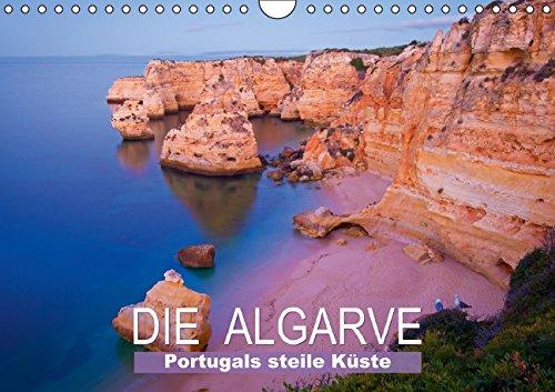9783660893434: Portugals steile Küste: Die Algarve (Wandkalender 2015 DIN A4 quer): Sonne, Strand und azurblaues Meer (Monatskalender, 14 Seiten)
