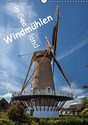 9783660897784: Windmühlen in Seeland - Author: Benoît Etienne