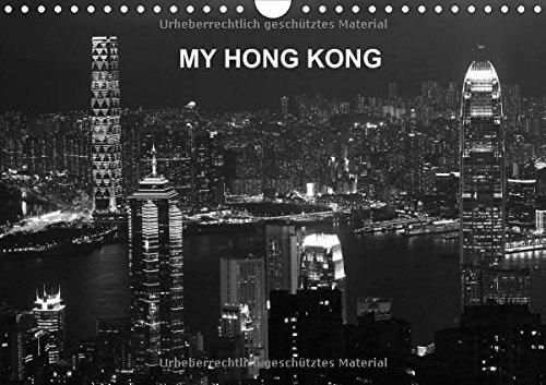9783660902433: My Hong Kong Wall Calendar 2015 Din A4
