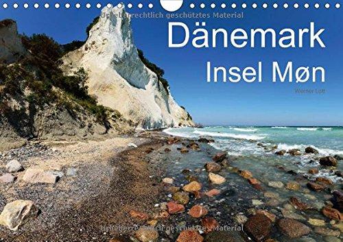 9783660938746: Dänemark - Insel Møn - Wandkalender 2015