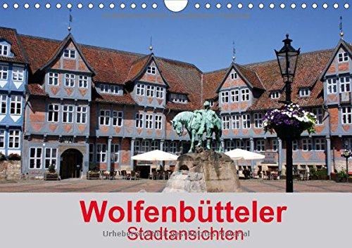 9783660941388: Wolfenbã Tteler Stadtansichten Wandkal
