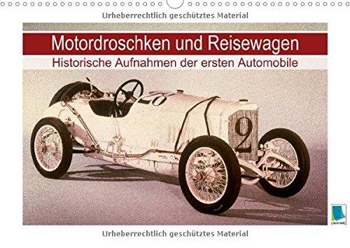 9783660943139: Motordroschken Und Reisewagen Histo