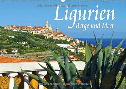 9783660945270: Ligurien Berge Und Meer Wandkalender