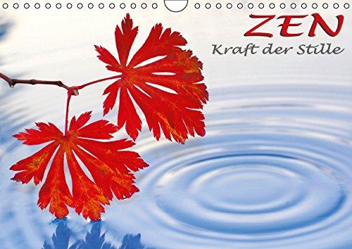 9783660950533: Zen Kraft Der Stille Wandkalender 20