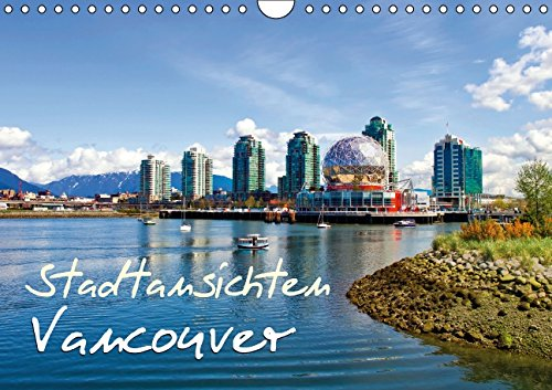 9783660955897: Stadtansichten Vancouver Wandkalender