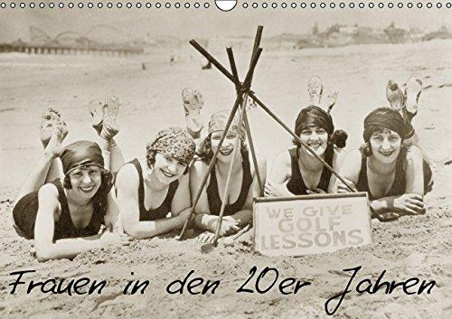 9783660960884: Frauen in Den 20er Jahren Wandkalender