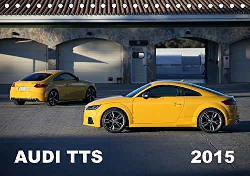 9783660966497: Audi Tts Tischkalender 2015 Din A5 Que
