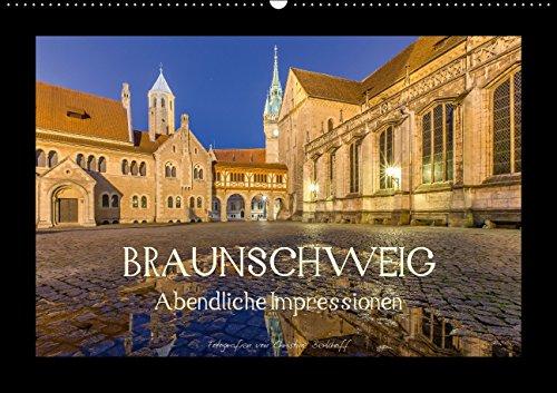 9783660968095: BRAUNSCHWEIG - Abendliche Impressionen - Author: Berkhoff Christine