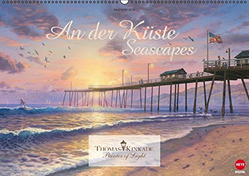 9783660971569: Thomas Kinkade: An der Küste - Author: Kinkade Thomas