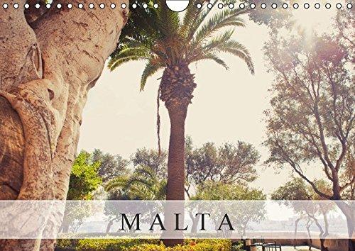 9783660974041: Malta Wandkalender 2015 Din A4 Quer