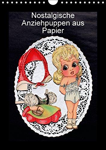 9783660976625: Nostalgische Anziehpuppen Aus Papier W