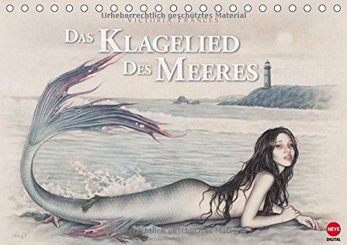 9783660979657: Das Klagelied Des Meeres Tischkalender