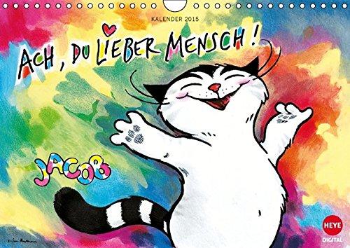 9783660983753: Kater Jacob: Ach Du lieber Mensch! - Author: Hartmann Sven