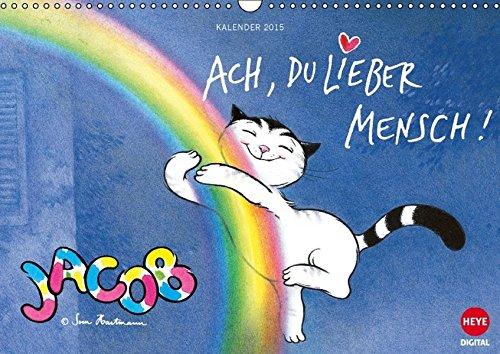 9783660985443: Kater Jacob Ach Du Lieber Mensch Wan