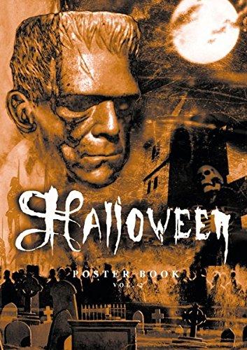 9783660995213: Halloween Poster Book Vol.2 (Posterbuch DIN A3 hoch): Halloween Poster Book Vol.2 (Posterbuch, 14 Seiten)