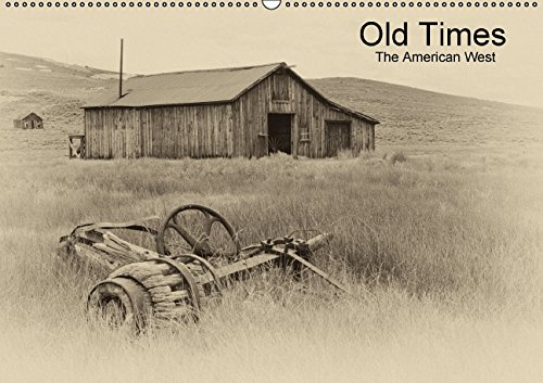 9783660998344: Old Times - The American West (CH - Version) - Wandkalender 2015