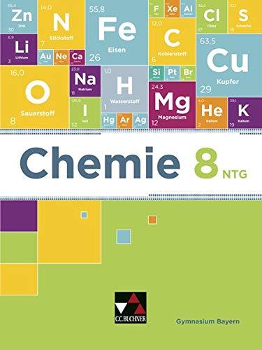 9783661050416: Chemie Bayern - neu 8 NTG: Chemie für die 8. Jahrgangsstufe an naturwissenschaftlich-technologischen Gymnasien