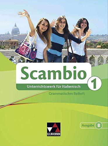 9783661390161: Scambio B. Grammatisches Beiheft 1: Unterrichtswerk für Italienisch in drei Bänden
