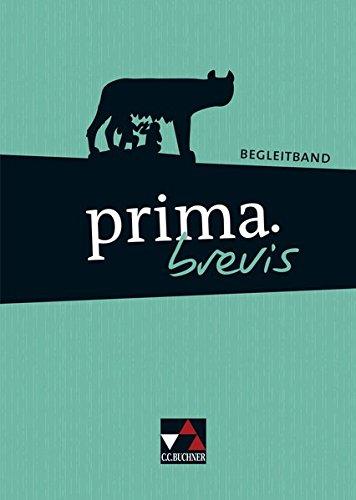 9783661410012: prima.brevis Begleitband