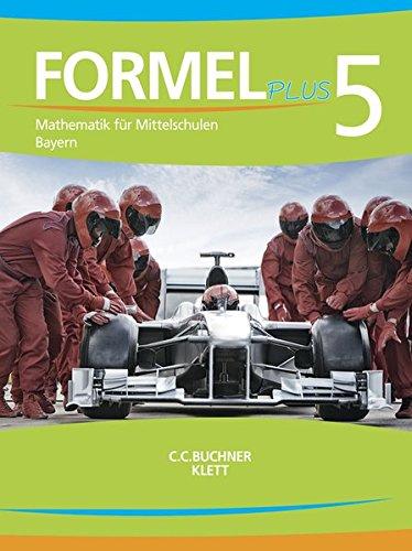 9783661600055: Formel plus 5 Schülerband Bayern