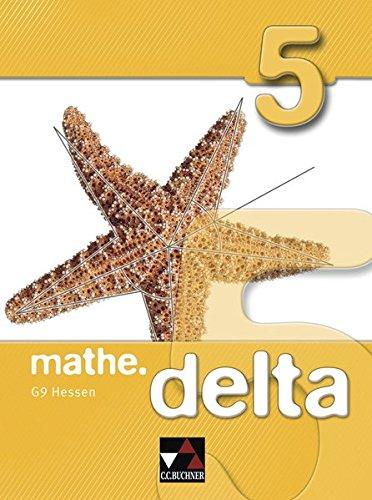 9783661610757: mathe.delta 5