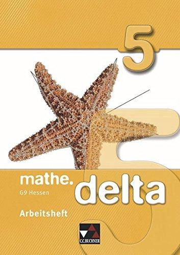 9783661610856: mathe.delta Arbeitsheft 5