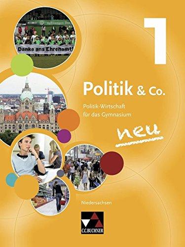9783661710341: Politik & Co. Neu 1 Niedersachsen: für die Jahrgangsstufe 8