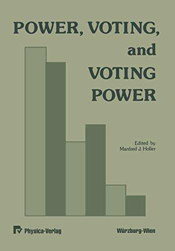 Power, Voting, and Voting Power: M. J. HOLLER