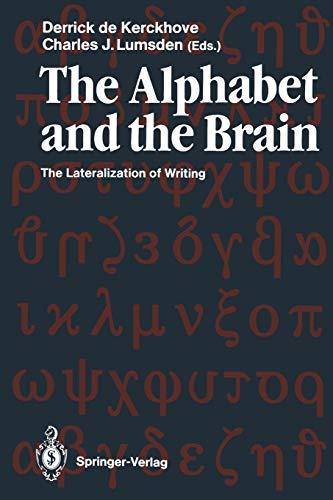 9783662010952: The Alphabet and the Brain