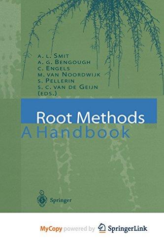 9783662041895: Root Methods: A Handbook
