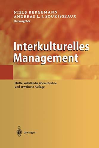 9783662079720: Interkulturelles Management
