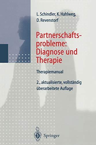 9783662092125: Partnerschaftsprobleme: Diagnose und Therapie: Therapiemanual (German Edition)
