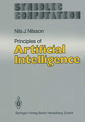 9783662094402: Principles of Artificial Intelligence
