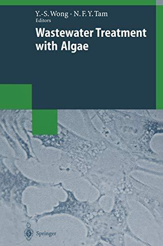 9783662108659: Wastewater Treatment with Algae (Biotechnology Intelligence Unit)