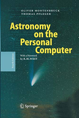 9783662111871: Astronomy on the Personal Computer