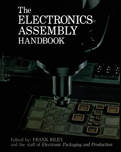 9783662131633: The Electronics Assembly Handbook