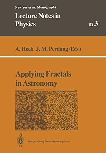Applying Fractals in Astronomy: Andre Heck
