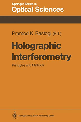 Holographic Interferometry: Principles and Methods